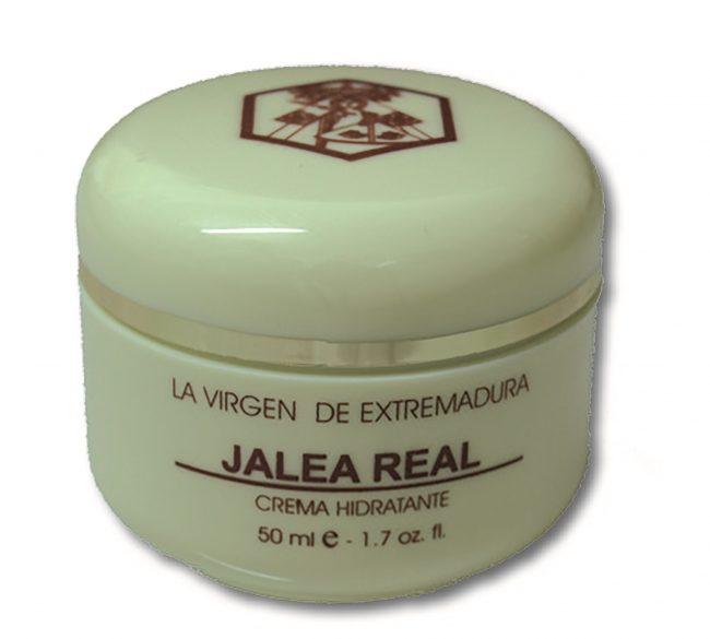 Crema Facial Hidratante Con Jalea Real