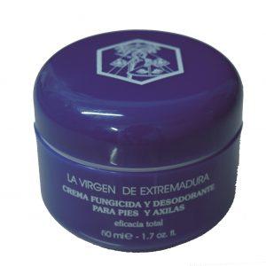 Crema Desodorante Y Fungicida