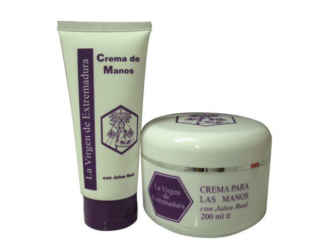 Crema De Manos Con Jalea Real