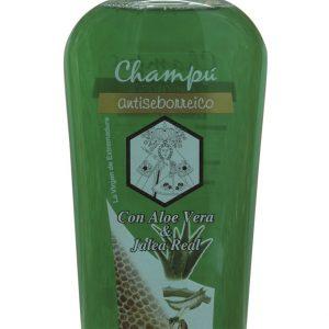 Champú Antigrasa Con Aloe Vera Y Jalea Real