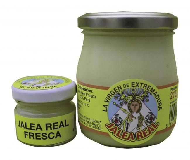 Jalea Real Fresca De Extremadura