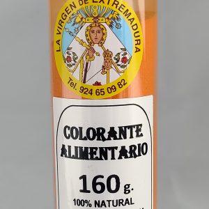 Colorante Alimentario, 160 G