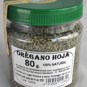 Orégano Hoja, 80 G