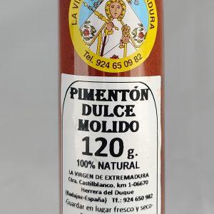 Pimentón Dulce Molido, 120 G